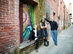 4 Minus 1 Trio in San Francisco.