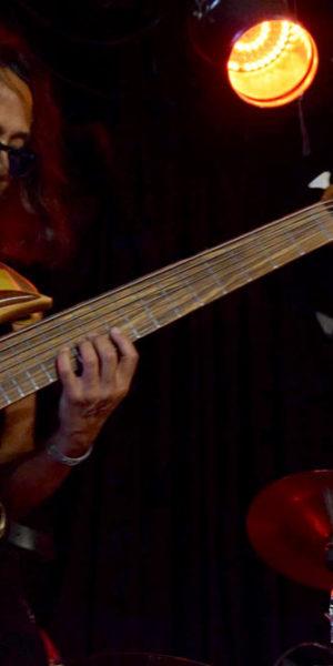 Edo Performing in Denver, June 10 2017