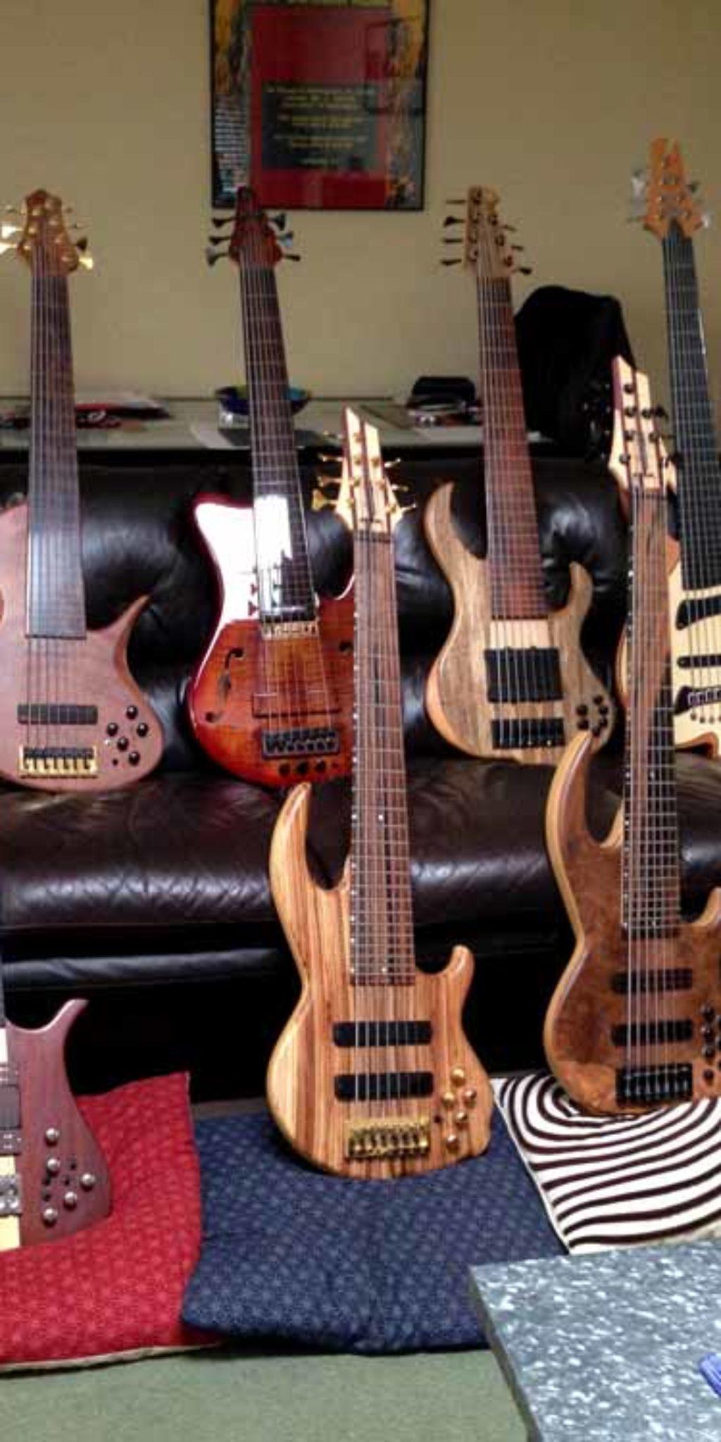 The basses of Edo
