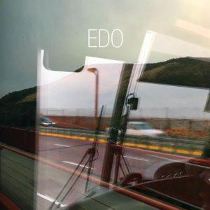 Edo on the road.